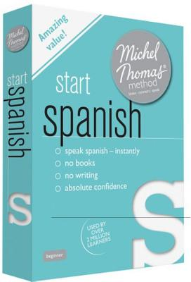 [CD] Start Spanish With the Michel Thomas Method By Thomas, Michel